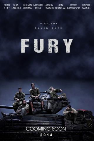Fury-movie